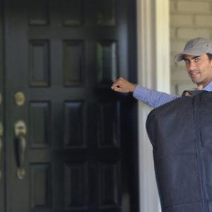 Door-to-Door Pick-up & Delivery