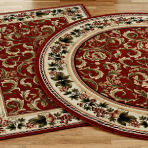 Area rugs, Drapes & Household Items